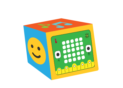 Làm Fidget Cube cùng Yolo:Bit