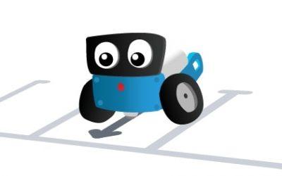 robot đậu xe