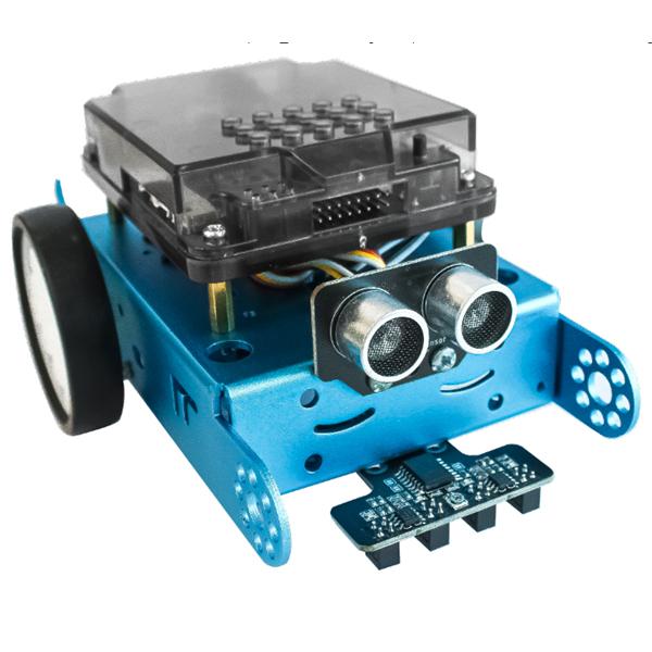 Robot lập trình xBot - Giáo cụ STEM cho lớp học lập trình