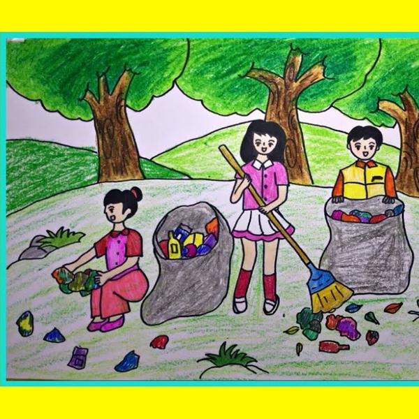 Top các mô hình bảo vệ môi trường cho bé