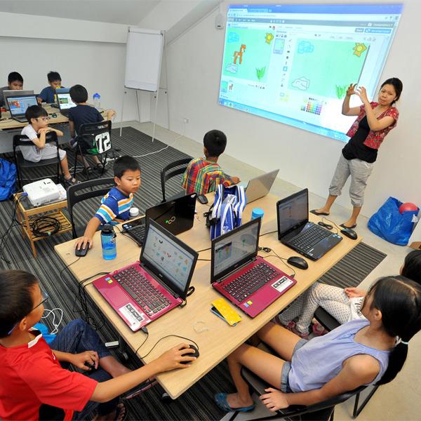 Top khóa học lập trình Online & Offline cho trẻ