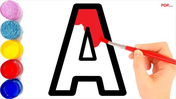 Kỹ năng dạy trẻ học chữ cái bằng các hoạt động