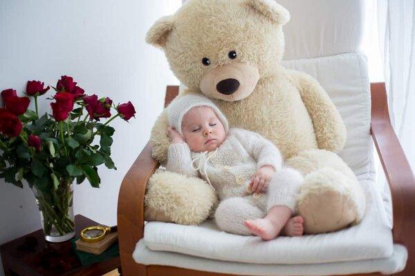 Nuôi con theo phương pháp Easy giúp các bé có một chế độ sinh hoạt điều độ