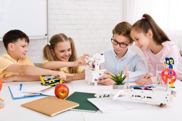 Giáo án dạy học STEM hiệu quả là công cụ giúp các em phát triển kỹ năng cần thiết