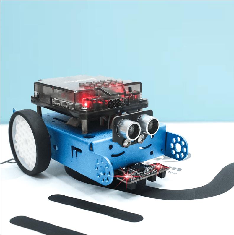 Làm quen với STEM Robot chỉ với 10 mẹo đơn giản