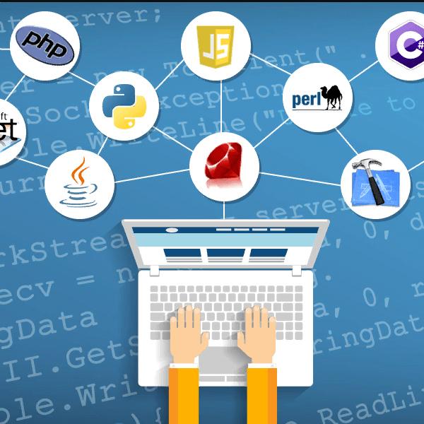 Các ngôn ngữ lập trình web nên dùng